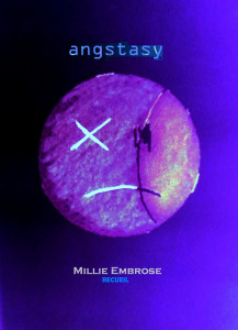 angstasy - couverture officielle (Millie Embrose volume 3)