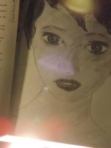 Millie Embrose - Angstasy portrait
