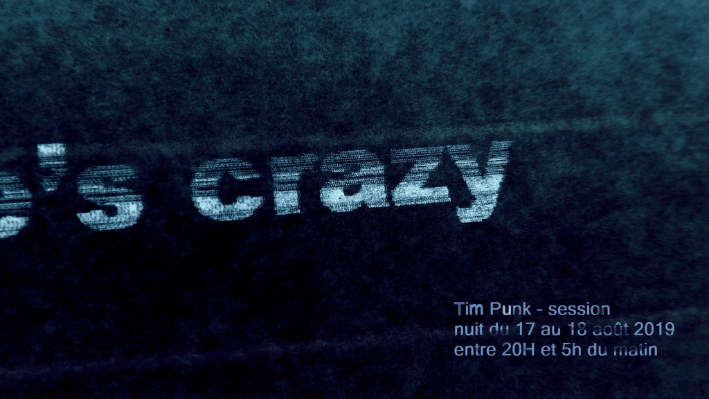 Tim Punk - crazy (DSCF2083D)