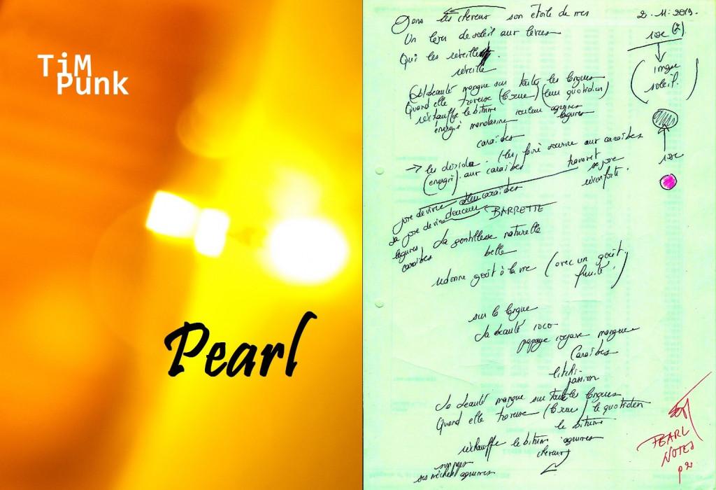 Tim Punk - Pearl - image alternative 1C