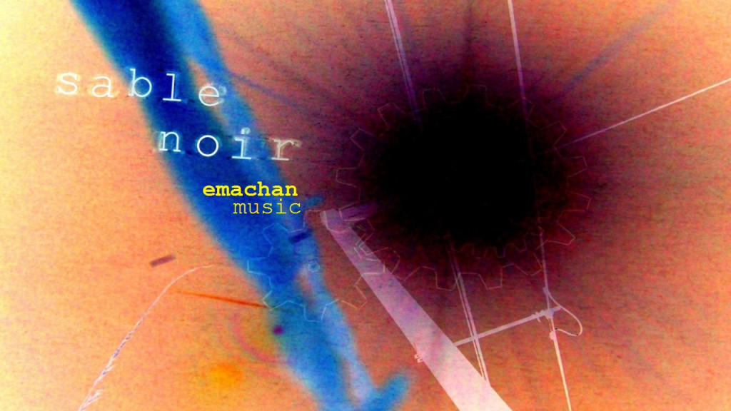 Emachan Instrumental - Sable Noir (visuel)