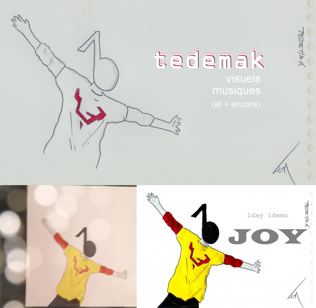 TEDEMAK - joy (montage-visuel spécial4)