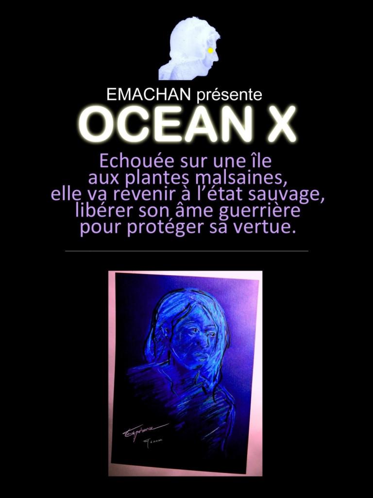 Emachan présente OCEAN X (image1G5)