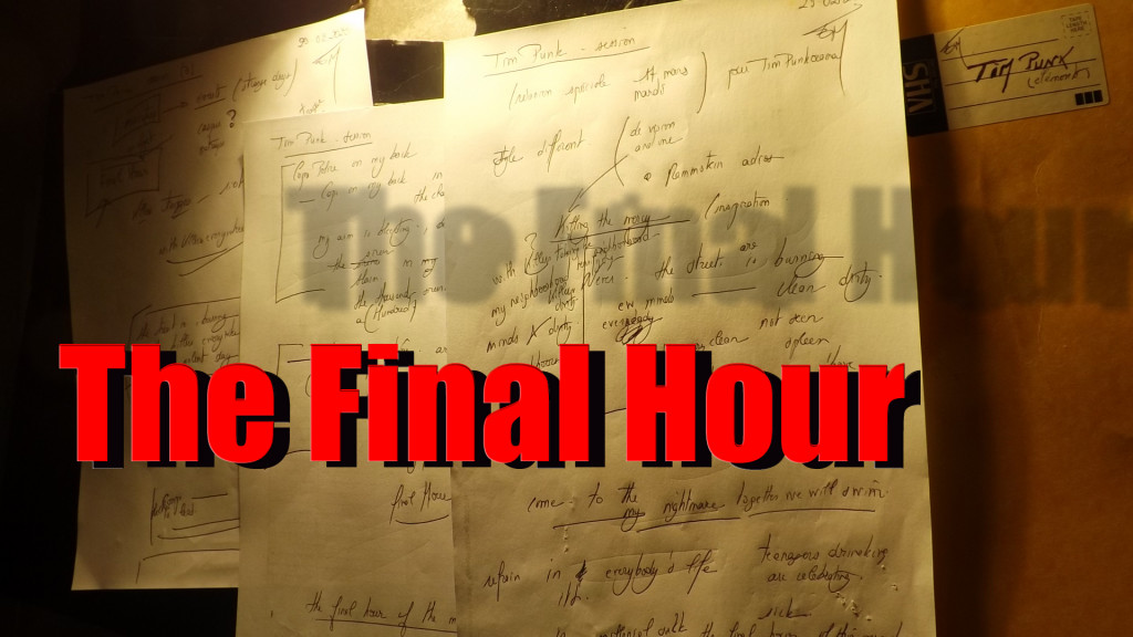 Tim Punk - The-Final-Hour (song)