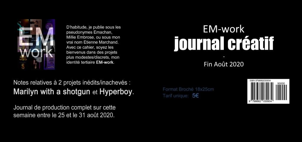 EM-work journal Marilyn+Hyperboy (4) annonce spéciale  50%