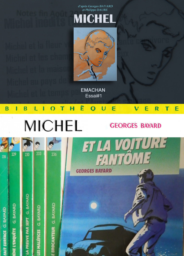 Michel essai - Emachan teaser spécial (1C+)