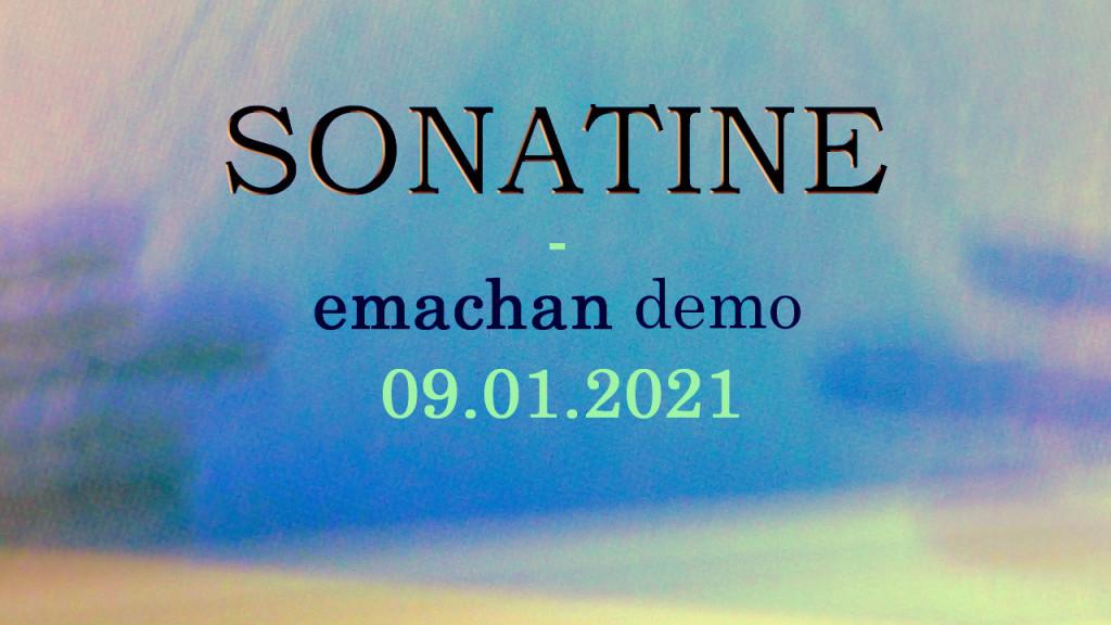sonatine demo - visuel 2B